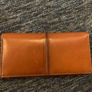 Johnston Murphy check book holder
